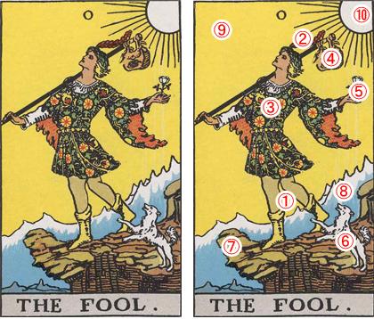 愚者/the fool
