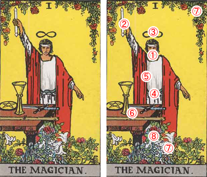 THE MAGICIAN/魔術師