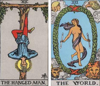吊された男と世界