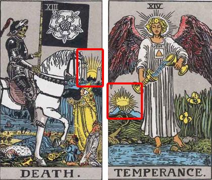 死神と節制