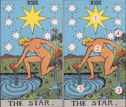 星(スター)のタロットカード 【意味と象徴を徹底解説】
