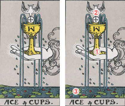ACE of CUPS/カップのエース