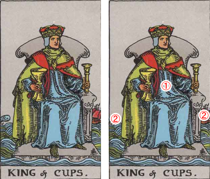 KING of CUPS/カップのキング
