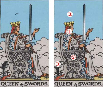 QUEEN of SWORDS/ソードのクイーン
